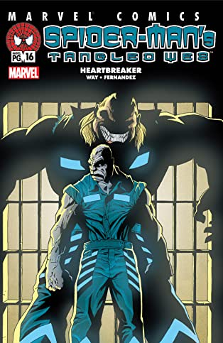 Spider-Man's Tangled Web (2001-2003) #16