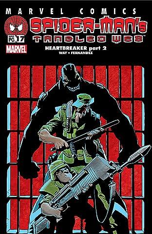 Spider-Man's Tangled Web (2001-2003) #17