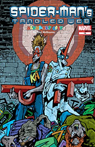 Spider-Man's Tangled Web (2001-2003) #18