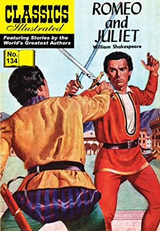 Classics Illustrated #134: Romeo and Juliette