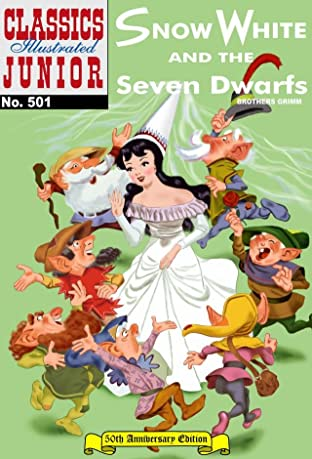 Classics Illustrated Junior #501: Snow White and the Seven Dwarfs