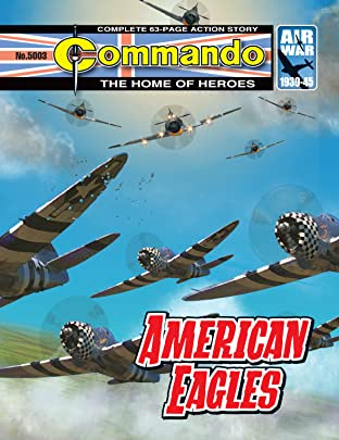 Commando #5003: American Eagles