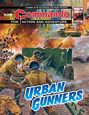 Commando #5005: Urban Gunners