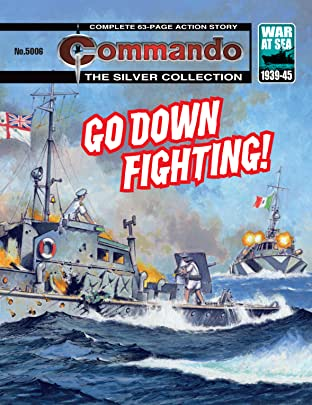 Commando #5006: Go Down Fighting!