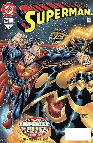 Superman (1987-2006) #153