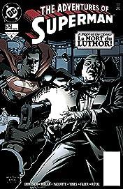 Adventures of Superman (1986-2006) #575