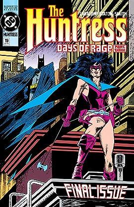 The Huntress (1989-1990) #19