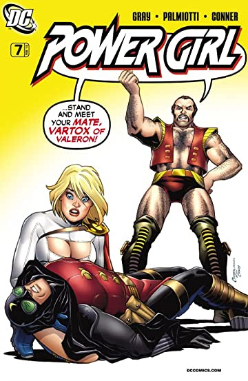 Power Girl #7