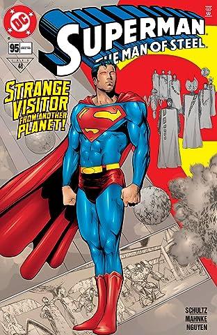Superman: The Man of Steel (1991-2003) #95