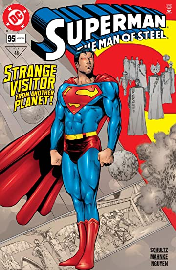 Superman: The Man of Steel (1991-2003) #95