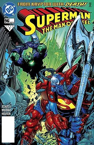 Superman: The Man of Steel (1991-2003) #96