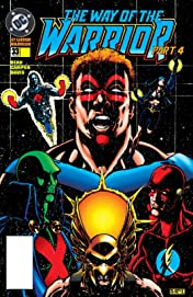 Guy Gardner: Warrior (1992-1996) #33