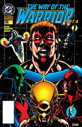 Guy Gardner: Warrior (1992-1996) No.33