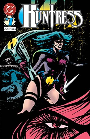 The Huntress (1994) #1