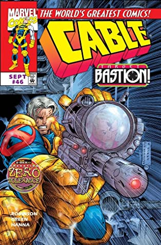 Cable (1993-2002) #46