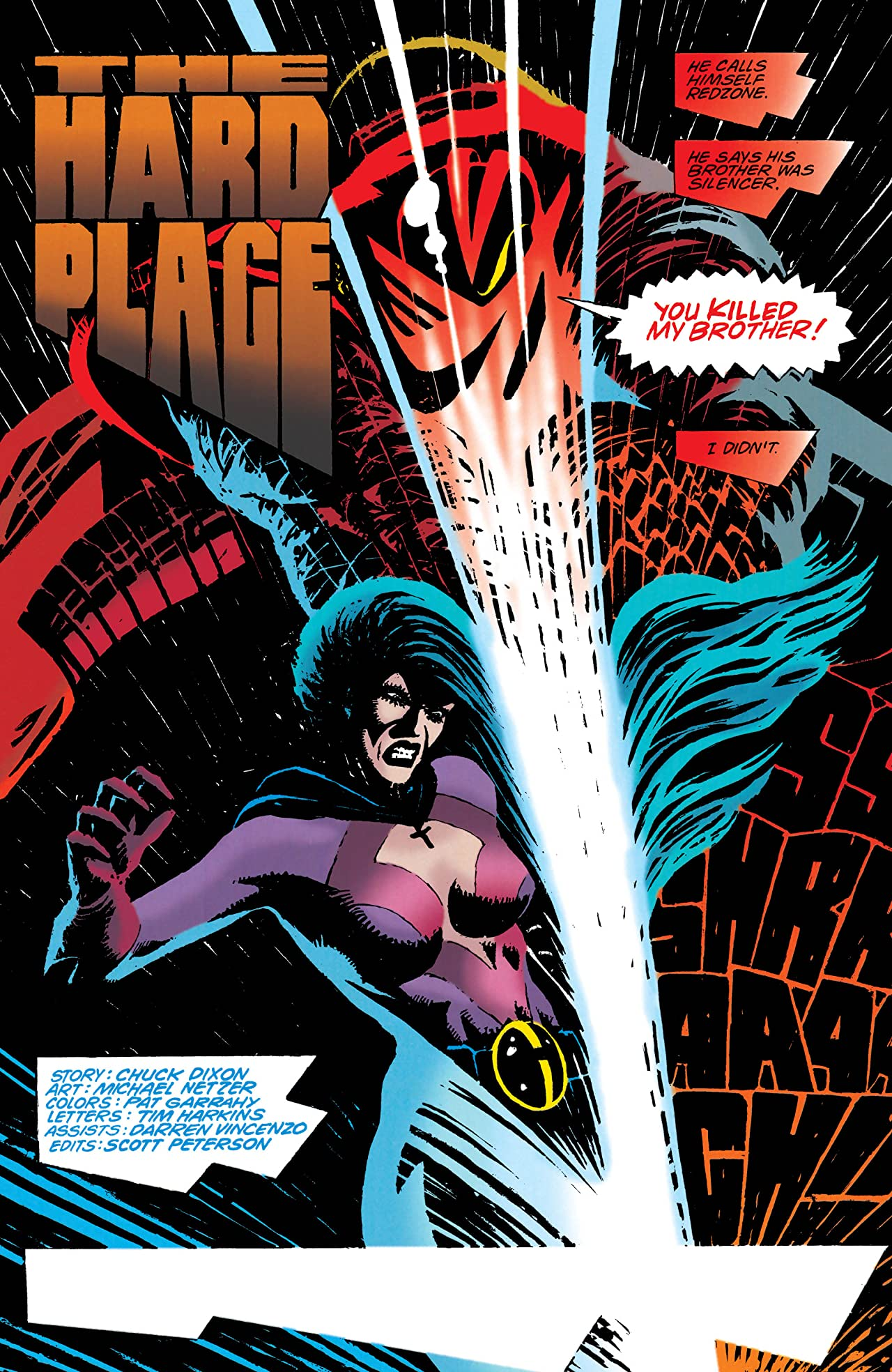 The Huntress (1994) #3