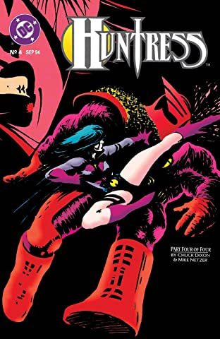 The Huntress (1994) #4