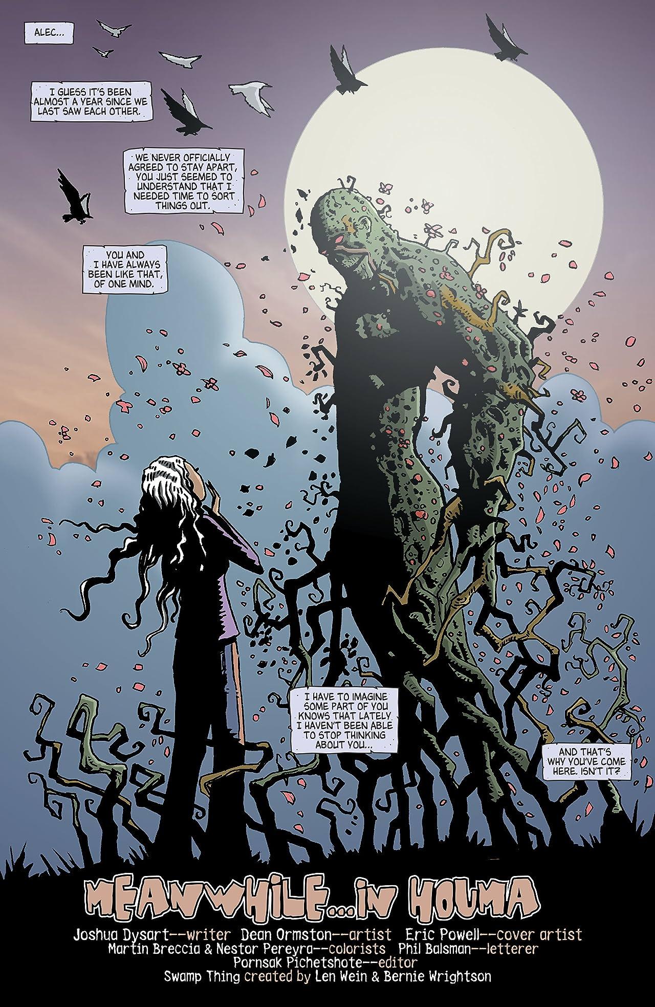 Swamp Thing (2004-2006) #25