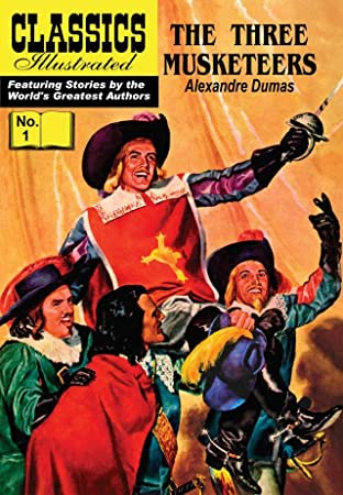 Classics Illustrated No.1: The Three Musketeers