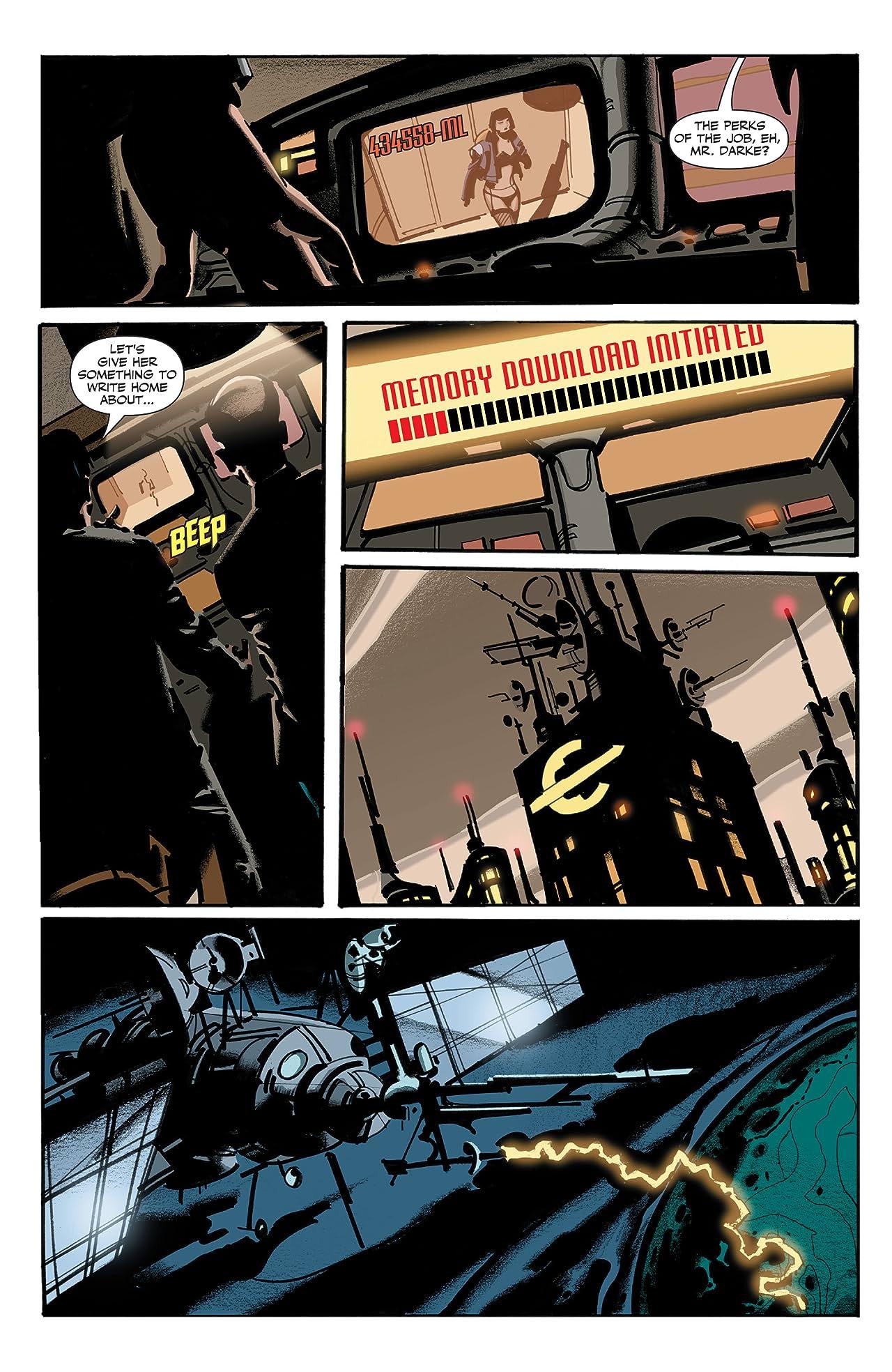 Trigger (2004-2005) #5