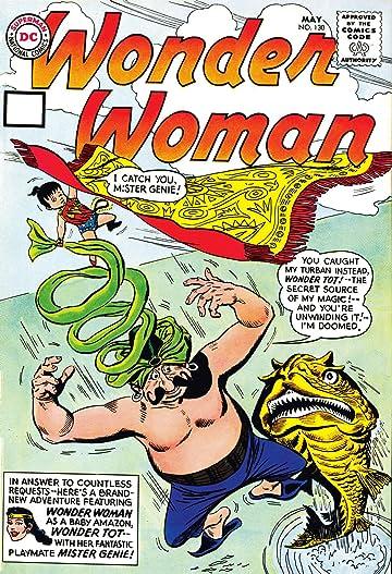Wonder Woman (1942-1986) #130