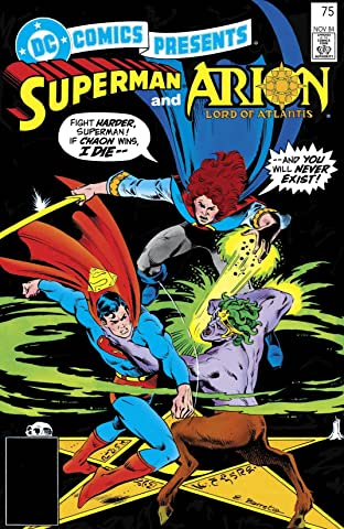 DC Comics Presents (1978-1986) #75