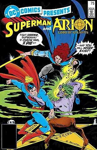 DC Comics Presents (1978-1986) No.75