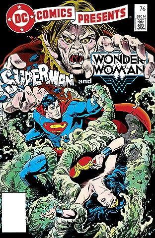 DC Comics Presents (1978-1986) #76