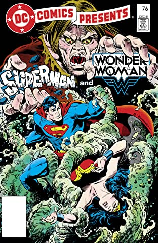 DC Comics Presents (1978-1986) #76