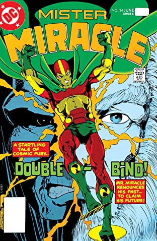 Mister Miracle (1971-1978) #24