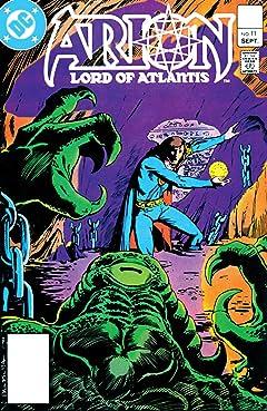 Arion, Lord of Atlantis (1982-1985) #11