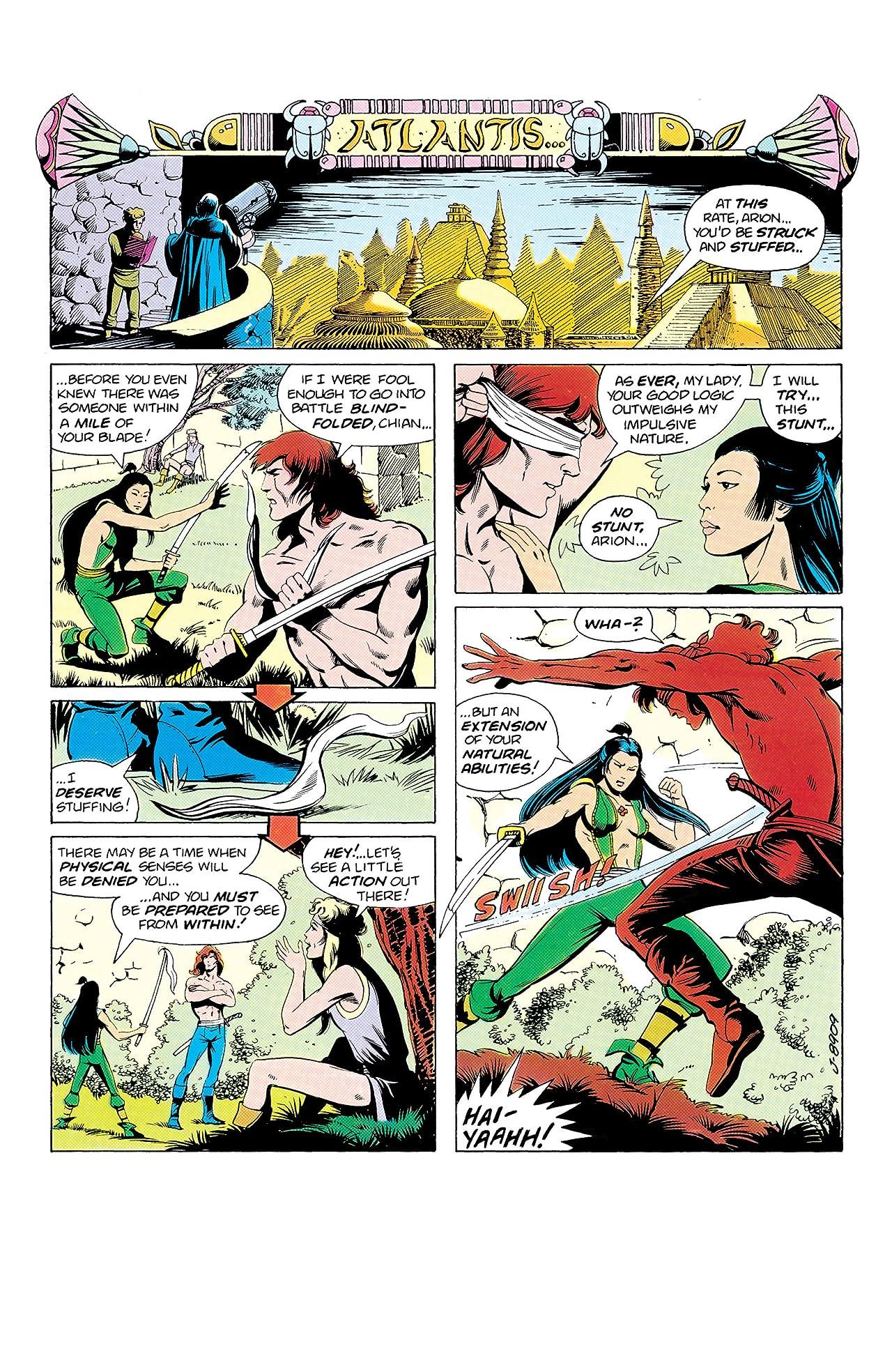 Arion, Lord of Atlantis (1982-1985) #12