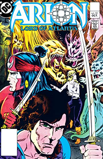 Arion, Lord of Atlantis (1982-1985) #12
