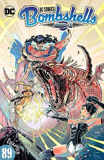 DC Comics: Bombshells (2015-2017) #89