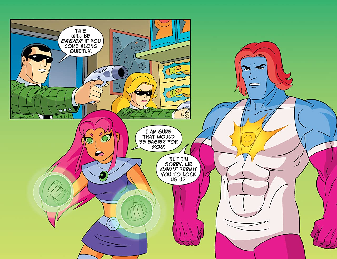 Scooby-Doo Team-Up (2013-) #48