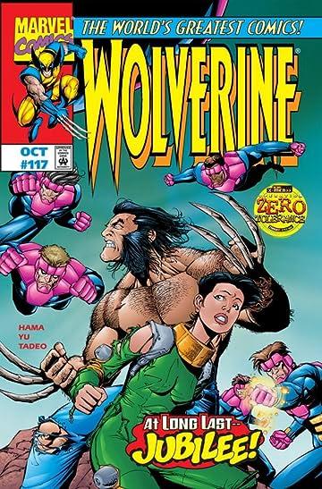 Wolverine (1988-2003) #117