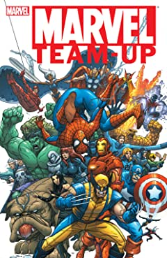 Marvel Team-Up Vol. 1: Golden Child