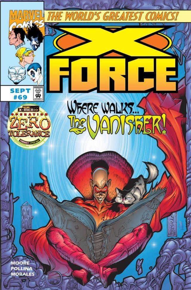 X-Force (1991-2002) #69