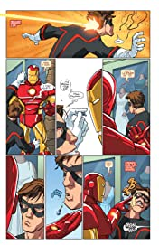 Iron Man & Armor Wars