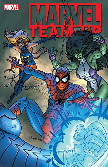 Marvel Team-Up Vol. 2: Master of the Ring