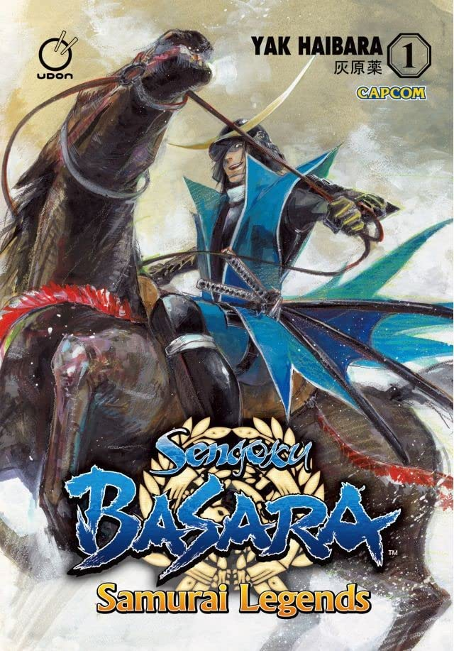 Sengoku Basara: Samurai Legends Vol. 1