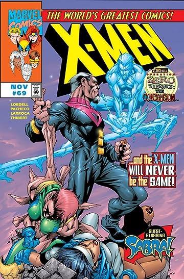 X-Men (1991-2001) #69