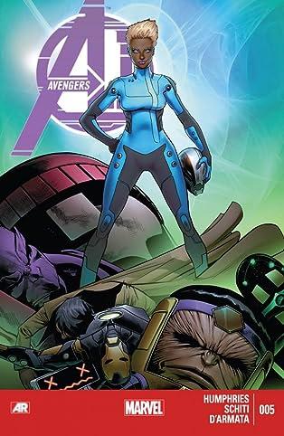 Avengers A.I. (2013-) #5