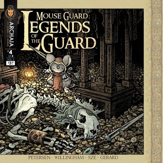 Mouse Guard: Legends of the Guard Vol. 2 #4