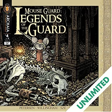 Mouse Guard: Legends of the Guard Vol. 2 #4