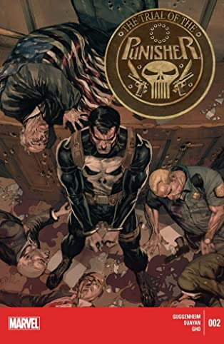 Punisher: The Trial Of The Punisher #2 (of 2)