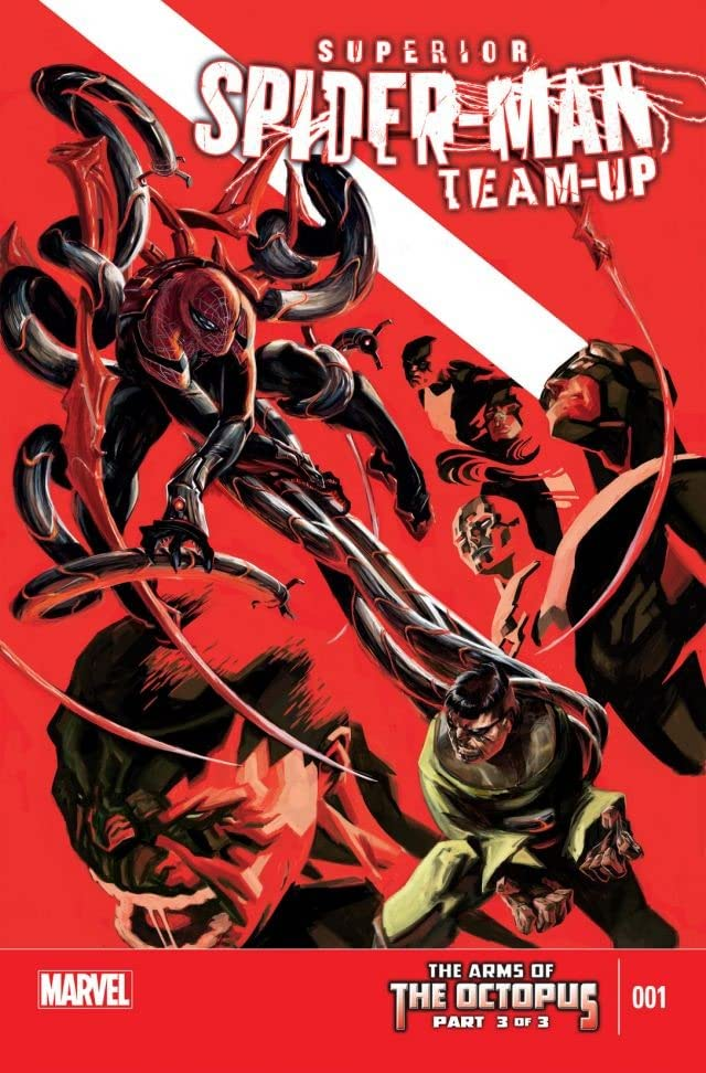 Superior Spider-Man Team-Up Special #1