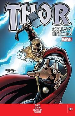 Thor: Crown Of Fools #1