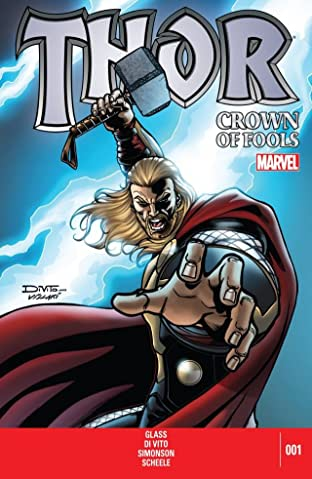 Thor: Crown Of Fools #1