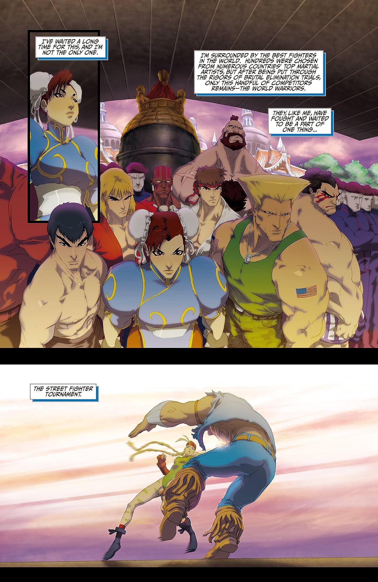 Street Fighter II Turbo #1